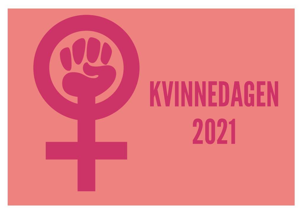 Kvinnedagen 8. mars!